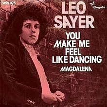 "Leo Sayer ""You Make Me Feel Like Dancing"""