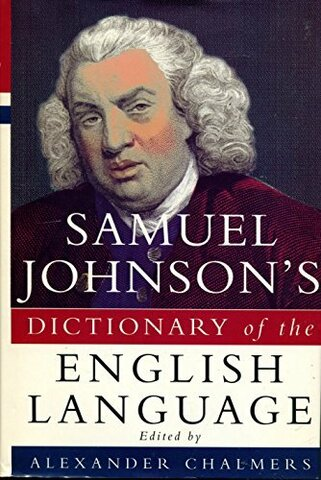 Dictionary of English 1st