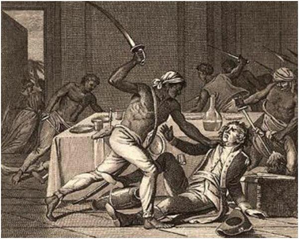Rebeliones de esclavos