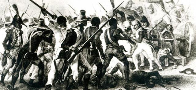 Levantamiento general de los esclavos en Barbados