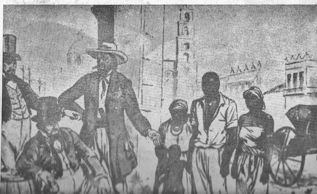 Represión de las rebeliones de esclavos en Puerto Rico y Cuba