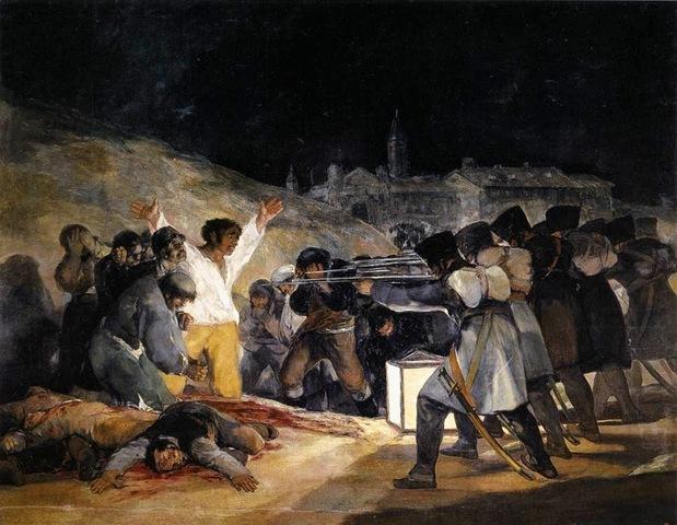 Inicio Guerra del Francès