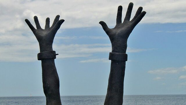 Abolición de la esclavitud en Surinam