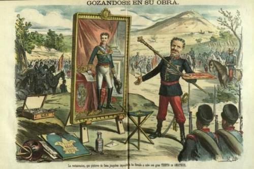 Restauración Borbónica