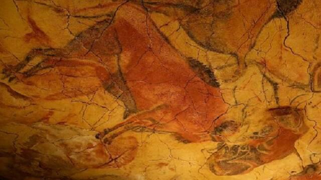 Art Rupestre: Estil Franco-Cantàbric:La cova d'Altamira