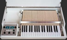 Harry Chamberlin-Mellotrón