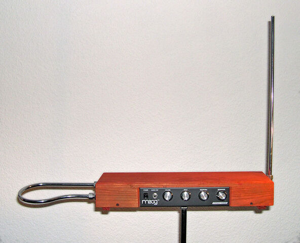 Leon Theremin-el theremin