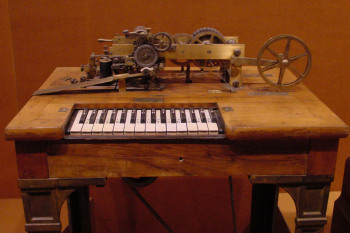 Elisha Gray-telégrafo musical