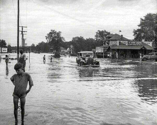 Minor Flood