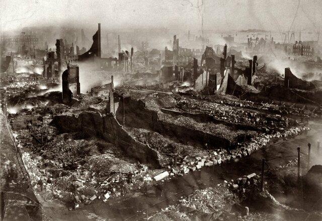 Neu Eingefallenburg Burned