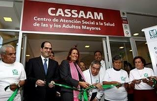 Centro de Atención Social a la Salud de los Adultos Mayores (CASSAM)