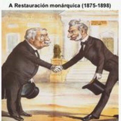 Restauración borbónica 1875-1902 (Lucía Pérez, Iván Garabal, Raúl Fernández) timeline
