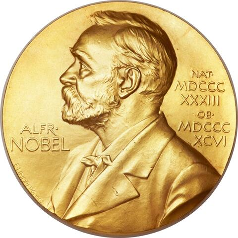 Receives Nobel Prize in Literature