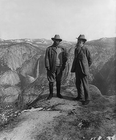 Roosevelt- Antiquities Act