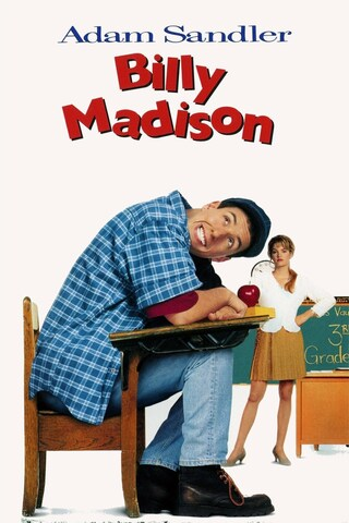 Adam Sandler stars in Billy Madison
