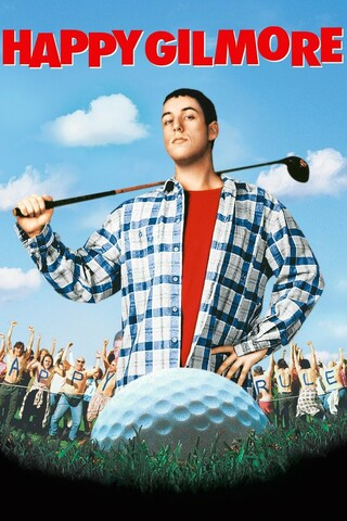 Adam Sandler stars in Happy Gilmore