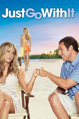 Adam Sandler stars in Just Go With It