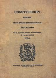 Primera Constitución Mexicana