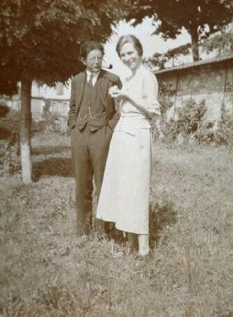 Casamento com Valentine Châtenay