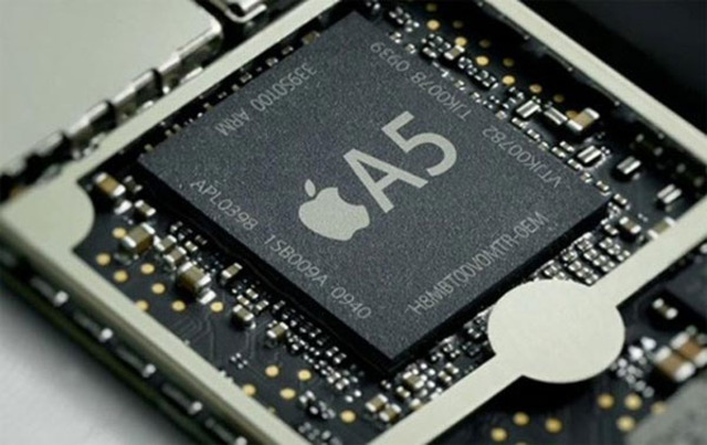 A5 Dual core processor