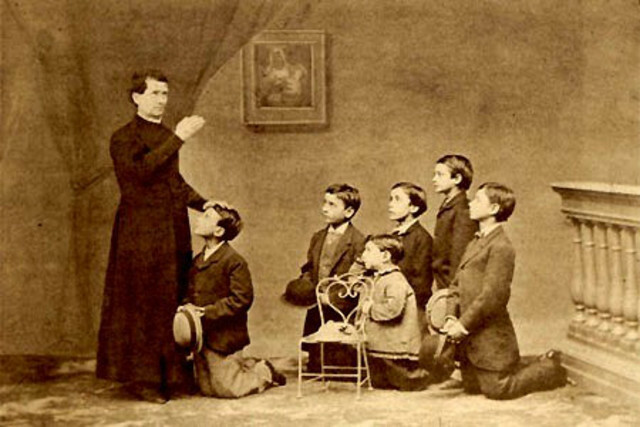 LA EDUCACIÓN DURANTE LA COLONIA (1521-1821)