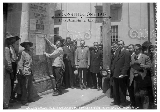 DE LA REVOLUCIÓN MEXICANA AL PERIODO DE CONCILIACIÓN Y CONSOLIDACIÓN (1910-1952)