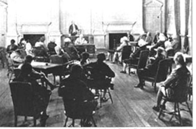 Second Contiental Congress