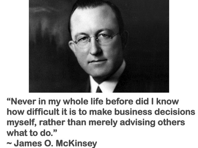 James McKinsey