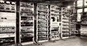 Primera generación de los computadores