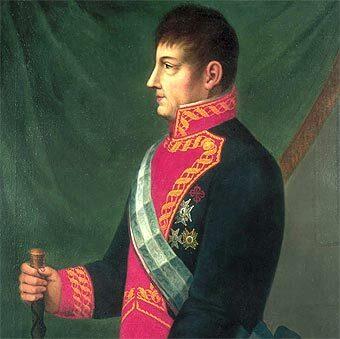 Juan Ruiz de Apodaca llega a México