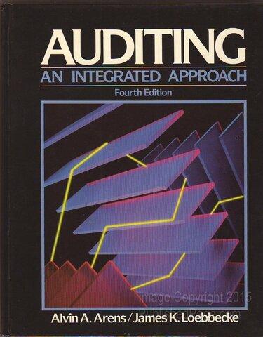 Alvin A. Arens y James K. Loebbecke