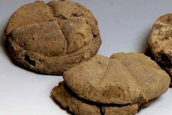 El pan en el siglo I