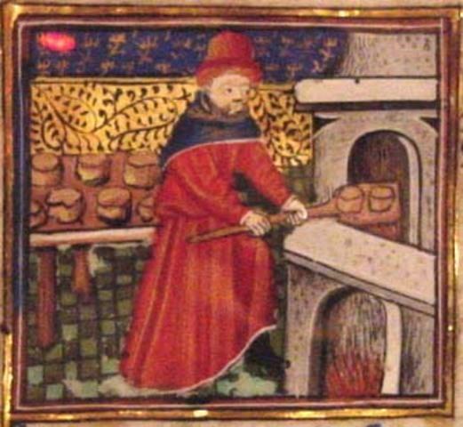 Edad media de Europa