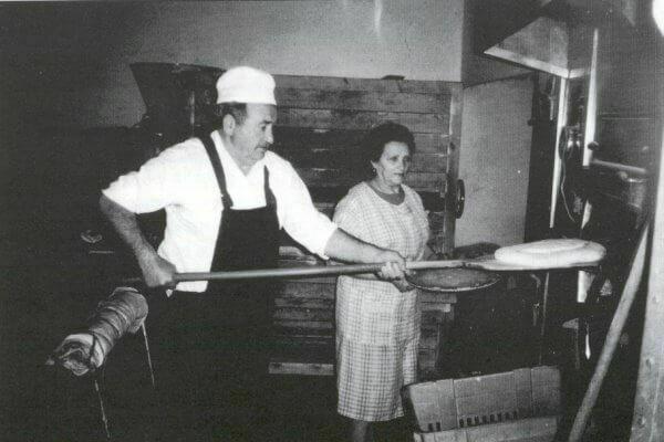 El pan en el siglo XX