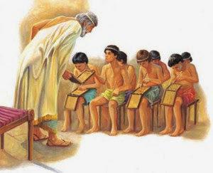 Educación en la colonia