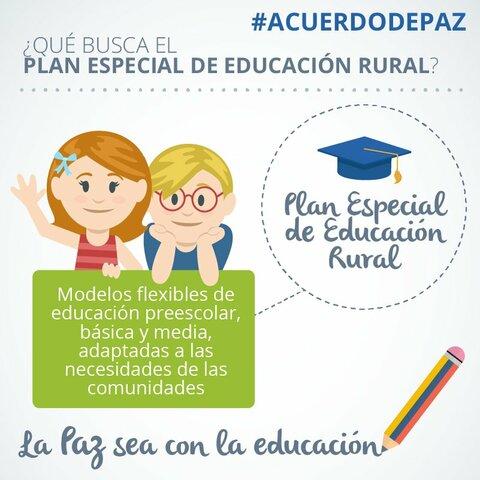 Plan Especial de Educacion Rural
