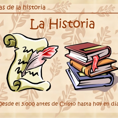La Historia timeline