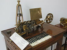 Birth of electrical telegraphy