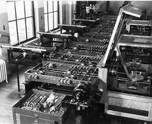 Invenção do primeiro computador