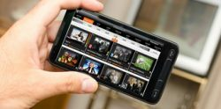 """Launch of the first TV over mobile application, """"Orange World Video"""