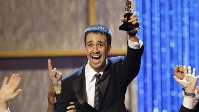 """""""In the Heights"""" Tony Award"""