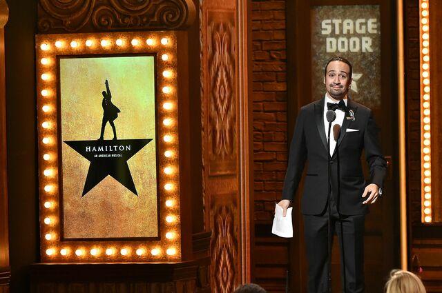 """""""Hamilton"""" Tony Awards"""