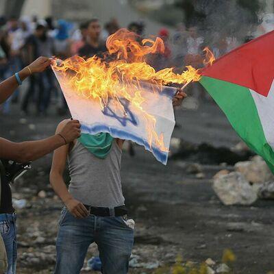 Conflictos Palestinos timeline