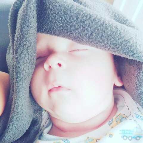 Birth of my beautiful nephew
