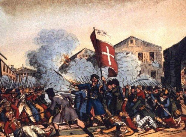Άλωση της Τριπολιτσάς. Εδραίωση του Αγώνα στην Πελοπόννησο.