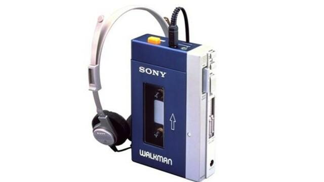 Walkman De Cassettes