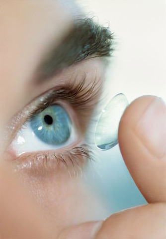 Contact Lenses were invented.