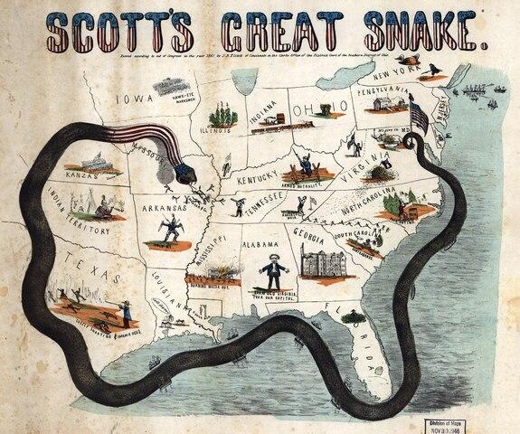 El Plan Anaconda.
