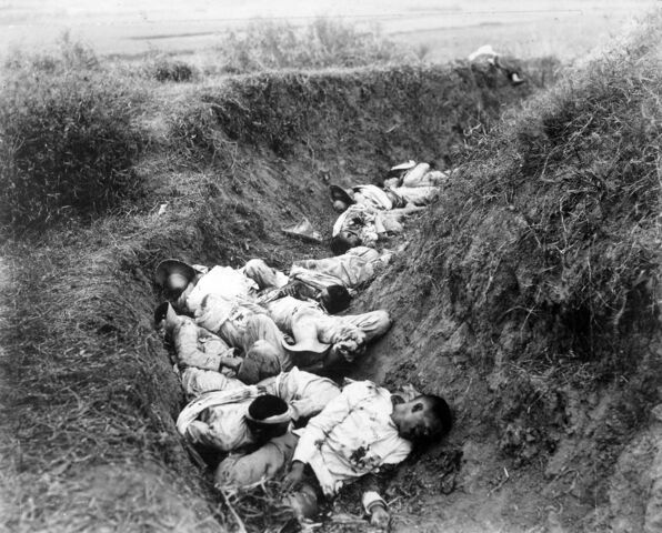 Guerra filipino-estadounidense.