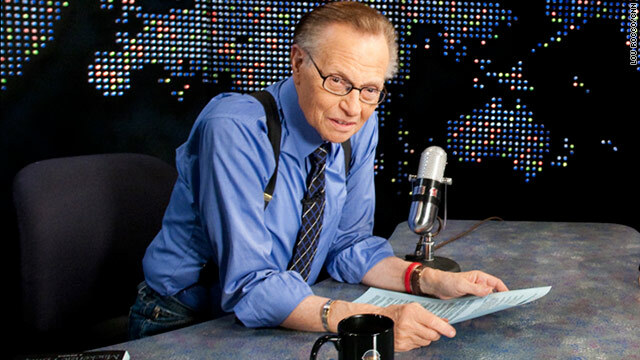 Larry King Live. - Programa de Entrevistas de la CNN.